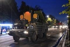 Czołgi na ulicach Warszawy. To nocna próba generalna