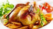 Czosnkowy kurczak