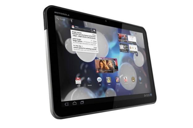 Czt zapowiadany tablet Motoroli zagrozi rynkowej dominacji iPada? /Komórkomania.pl