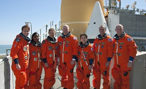 Cztery astronautki na orbicie