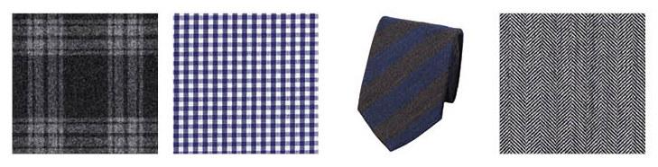 Cztery elementy ze wzorem /Wydawnictwo SQN