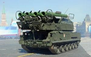 Cztery rosyjskie systemy ziemia-powietrze mogące zestrzelić malezyjskiego Boeinga