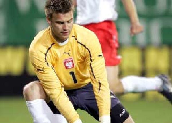 Czu Artur Boruc zostanie wykupiony przez Celtic? /AFP