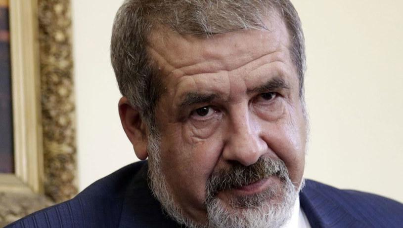 Czubarow jest przewodniczącym Medżlisu - organu samorządu Tatarów krymskich /AFP
