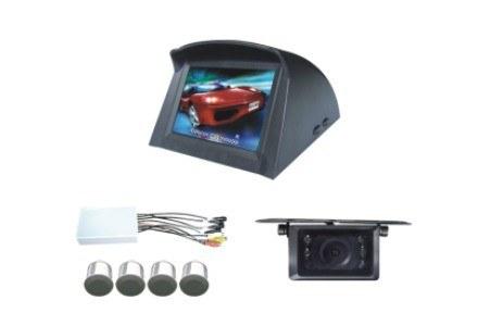 Czujnik parkowania z monitorem /materiały prasowe