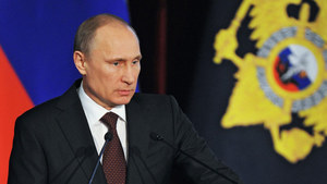 Czy apetyt Putina skończy się na Krymie?