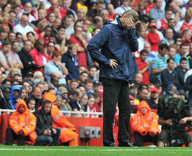 Czy Arsene Wenger zaprowadził Arsenal w ślepą uliczkę? /AFP
