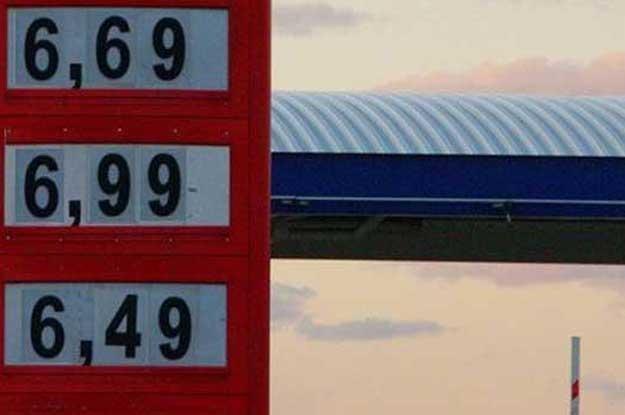 Czy aż tyle będzie kosztować paliwo podczas wakacji? /INTERIA.PL