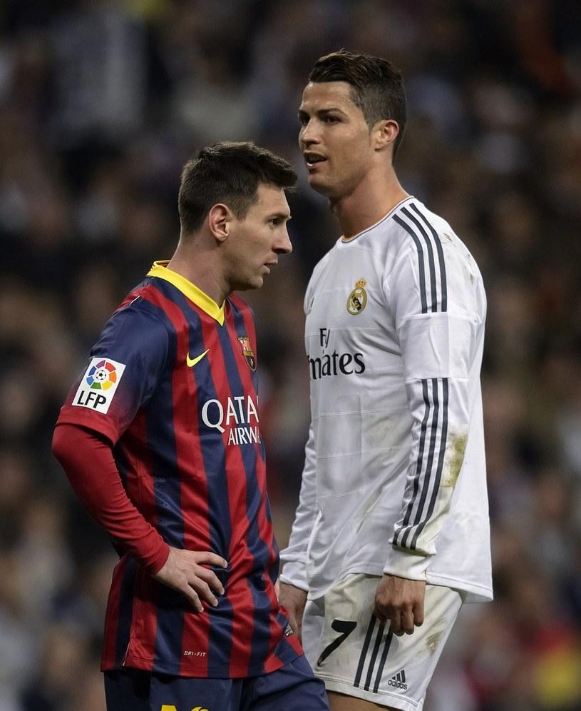 Czy będziemy świadkami kolejnego starcia Ronaldo - Messi? /AFP