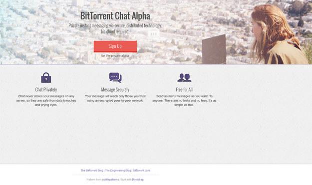 Czy BitTorrent Chat ma szansę odnieść sukces? /materiały prasowe