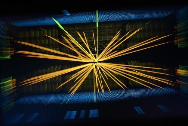 Czy bozonów Higgsa jest więcej niż przewidują naukowcy? /AFP