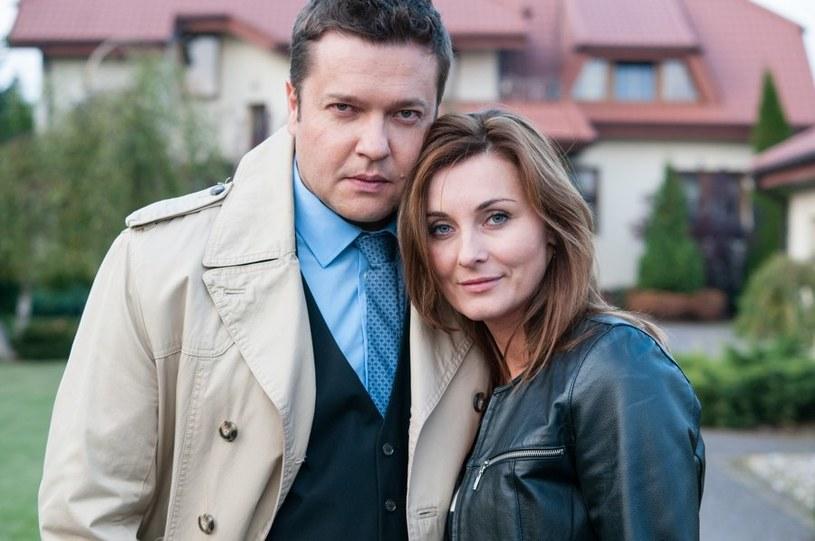 Czy Brzozowska wróci do męża? /Agencja W. Impact