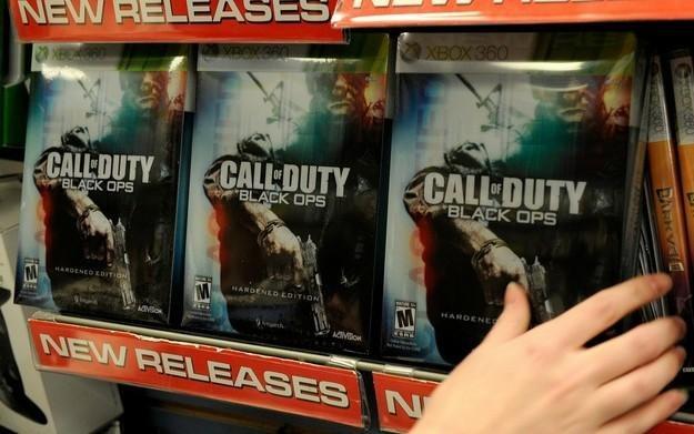 Czy Call of Duty może rozbudzać agresję? /AFP