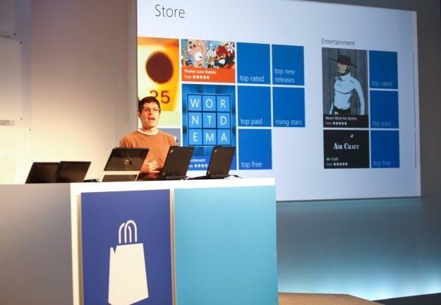 Czy ceny w Windows Store nie będą zbyt wygórowane? /AFP