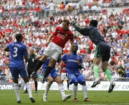 Czy Chelsea zdetronizuje Manchester United? /AFP
