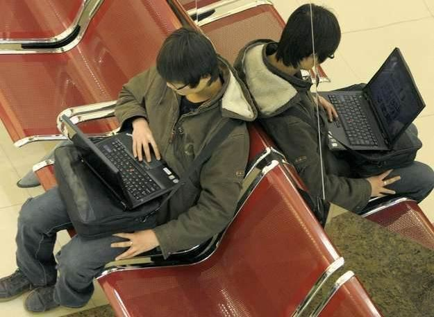 Czy Chińczycy posiadają cybernetyczną broń, która umożliwia atak  przy pomocy jednego komputera? /AFP
