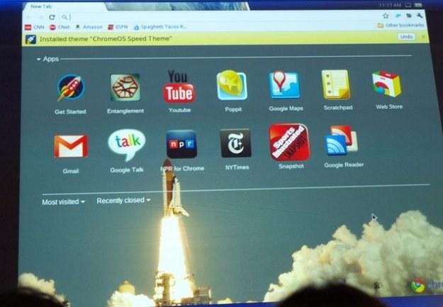 Czy Chrome OS będzie wyzwaniem dla Windowsa i Mac OS? /gizmodo.pl
