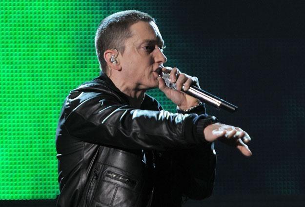 Czy Eminem rozmawiał z mężczyzną, który pozwał rapera? fot. Larry Busacca /Getty Images/Flash Press Media