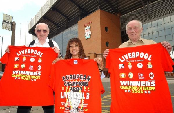 Czy FC Liverpool będzie rywalem wiślaków? /AFP