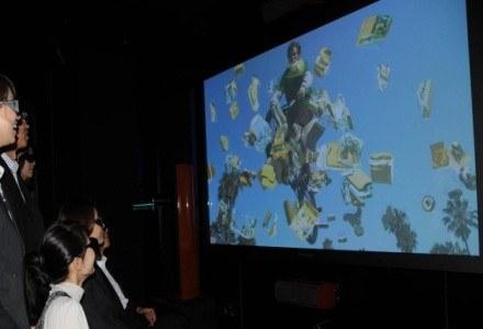 Czy FullHD 3D przyjmie się na rynku? Na razie niewiele osób w Polsce ma telewizory HD /materiały prasowe