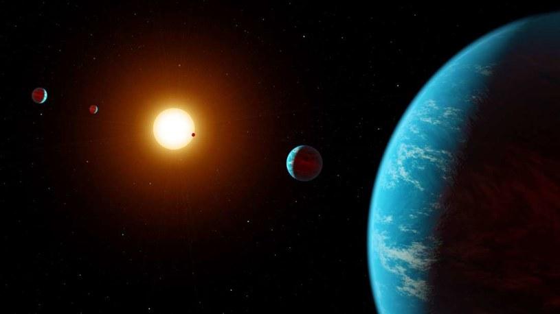 Czy gdzieś tam kryje się Ziemia 2.0? /NASA