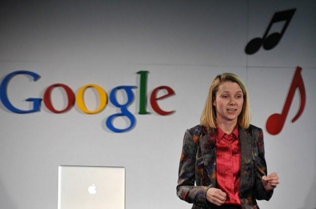 Czy  Google przebojem zdobędzie rynek muzyki online? /AFP