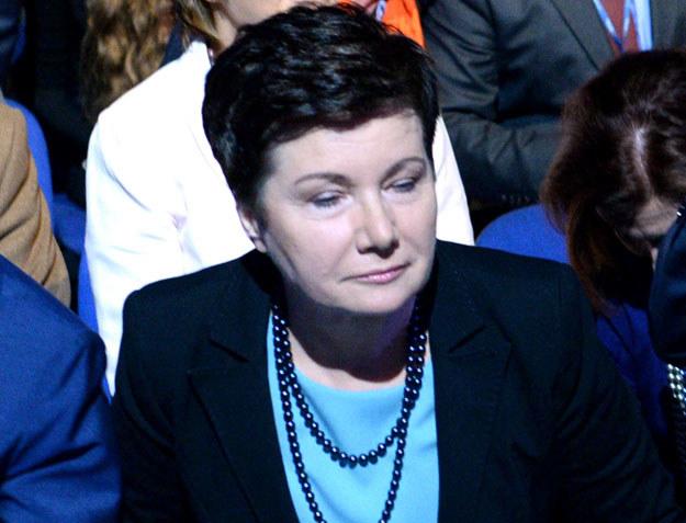 Czy Hanna Gronkiewicz-Waltz wiedziała o niejasnościach związanych z kamienicą przy Noakowskiego 12? fot. Jacek Turczyk /PAP