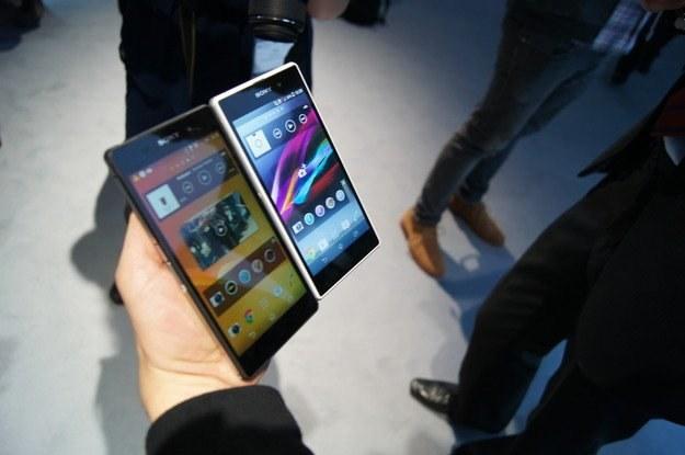Czy interfejs smartfonów Sony potrzebuje zmiany? /INTERIA.PL