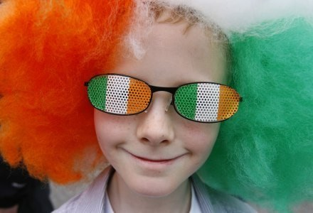 Czy irlandzcy internauci będą odcinani od sieci za ściąganie plików /AFP