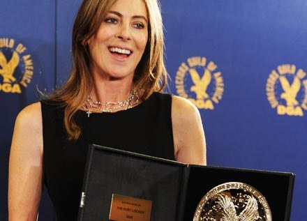 Czy Kathryn Bigelow pokona Jamesa Camerona także podczas Oscarów? - fot. Frazer Harrison /Getty Images/Flash Press Media