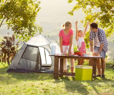 Czy kemping to dobry pomysł na rodzinne wakacje?