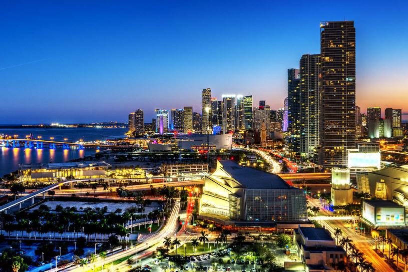 Czy kiedyś Miami znajdzie się pod wodą? /©123RF/PICSEL