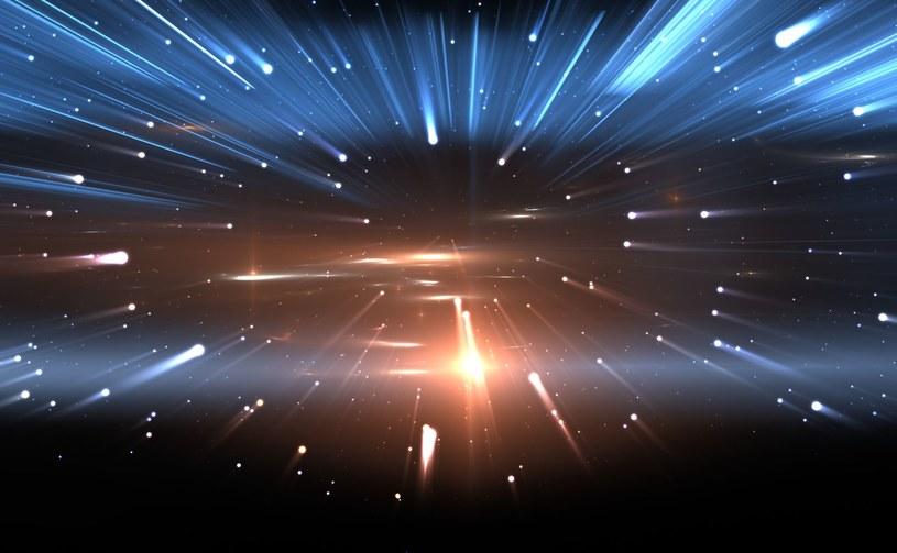 Czy kiedyś rozpędzimy się do prędkości zbliżonej do prędkości światła? /©123RF/PICSEL