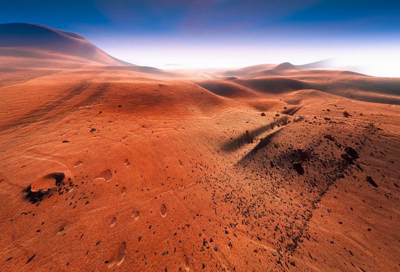 Czy kiedyś zamieszkamy na Marsie? Nie jest to wykluczone /©123RF/PICSEL
