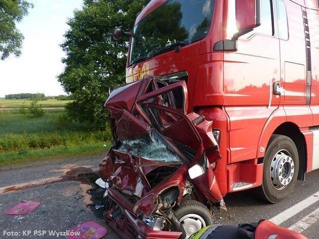 Czy kierowcy tirów to mordercy? /