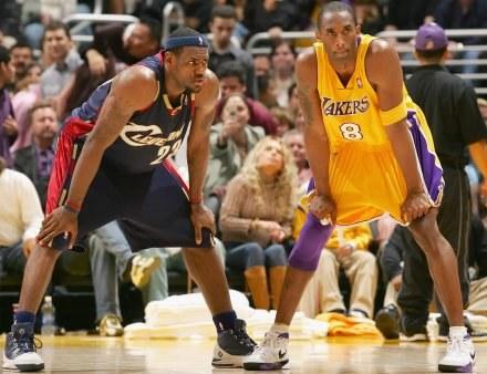 Czy Kobe Bryant i LeBron James zaprowadzą USA na szczyt? /AFP