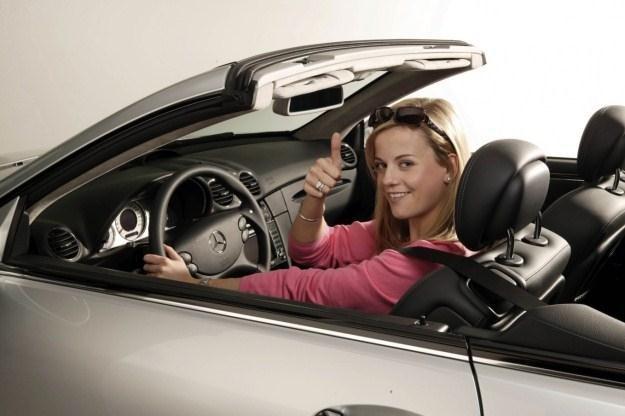 Czy kobiety są lepszymi kierowcami? /