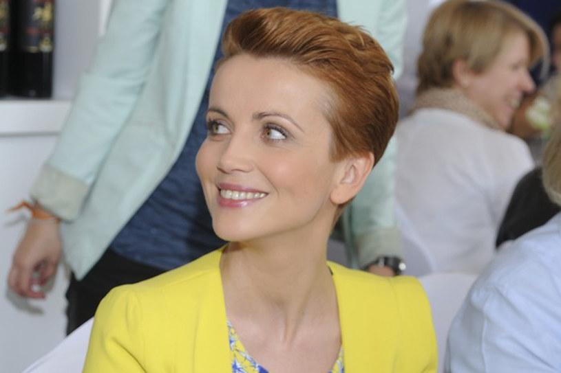 Czy lubiana przez Polaków aktorka rzuci pracę dla wielkiej miłości? /East News
