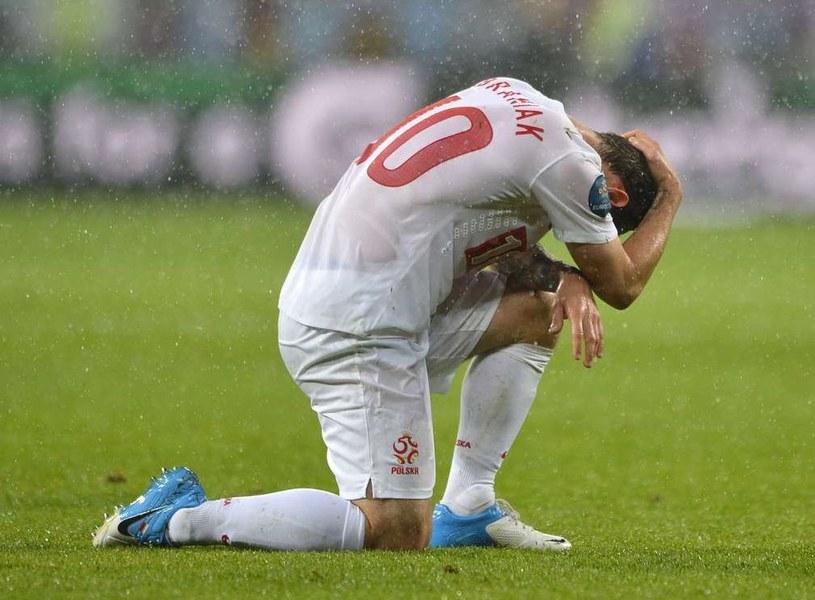 Czy Ludovic Obraniak wypadnie z reprezentacji Polski po meczu z Irlandią? /AFP