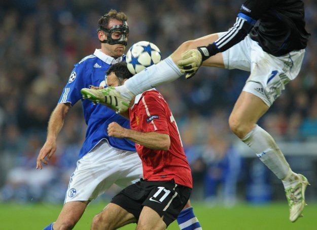 Czy Manchester United  zdobędzie tytył mistrza? /AFP