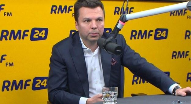 Czy Marek Falenta jest agentem służb specjalnych? /RMF