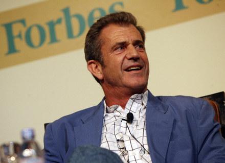 Czy Mel Gibson zgodzi się na udział w najdroższej polskiej produkcji? /AFP