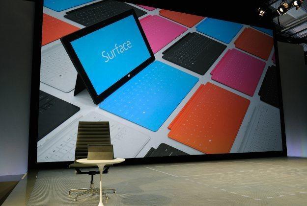 Czy Microsoft Surface faktycznie będzie bardzo drogi? /AFP