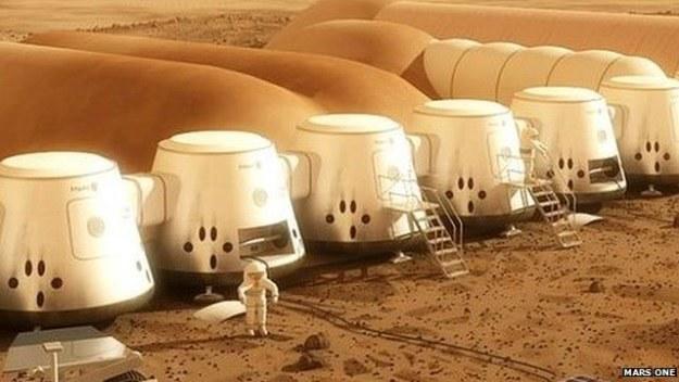 Czy misja Mars One faktycznie ma sens, czy to tylko wymysł mediów? /materiały prasowe