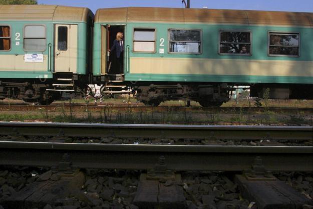 Czy na kolei cokolwiek się zmieniło? /AFP
