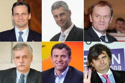 Czy nasi politycy są przystojni? /INTERIA.PL