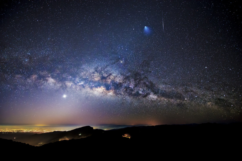 Czy nasza Galaktyka jest wyjątkowa? /NASA