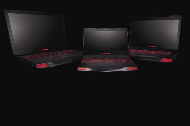 Czy notebooki Alienware znajdą swoich fanów w naszym kraju? /materiały prasowe