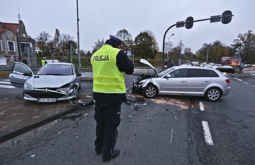 Czy nowa rezolucja poprawi bezpieczeństwo również na polskich drogach? /Piotr Jędzura /Reporter
