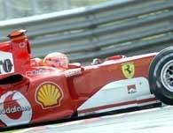 Czy nowe Ferrari oznacza zwycięstwo? /AFP